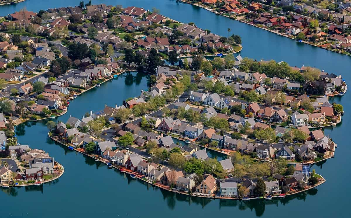 Foster City, in San Mateo County